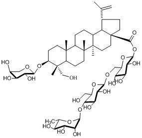 白头翁皂苷B; 135247-95-9; Pulchinenoside B