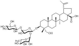 白头翁皂苷D; 848784-85-0; Pulsatilla saponin D