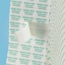 REMO TWO 两面可移泡棉双面胶 美国Duraco品牌