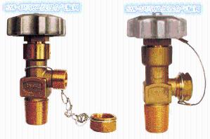 SAW-3环氧乙烷混合气瓶阀  SAW-4环氧乙烷混合气瓶阀