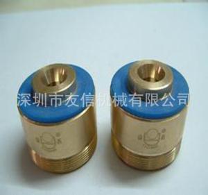 深圳供应线切割配件 线切割导轮座/导轮铜套 快走丝导轮铜套产品图片