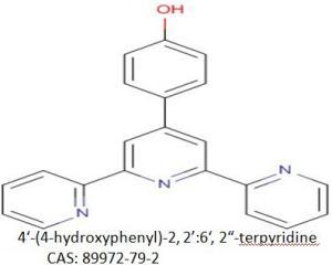 4'-(4-羟基苯基)-2,2':6',2