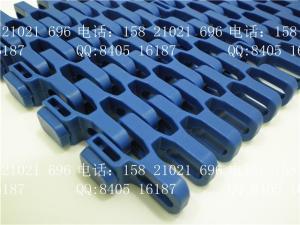 7100转弯塑料链带.塑钢网链 产品图片