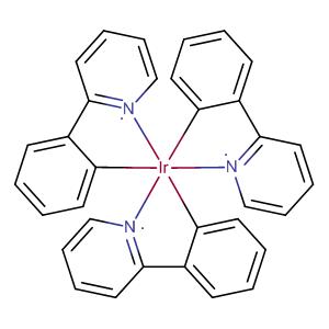 三(2-苯基吡啶)合铱 CAS号:94928-86-6 厂家现货优势供应
