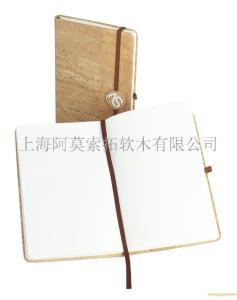 AmoSealtex软木皮料记事本,礼品软木记事本产品图片