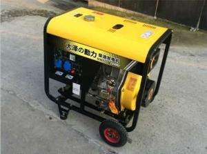 小型7kw柴油发电机大泽动力