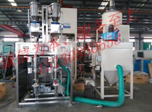 超细干粉灭火器充装机,超细干粉灭火器生产设备,全自动超细干粉充装设备厂家 产品图片