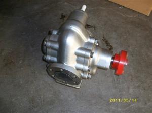 KCB-300 不锈钢齿轮油泵产品图片