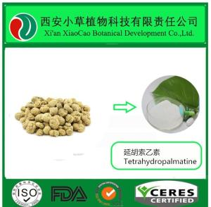 厂家现货低价供应延胡索乙素95%,98%