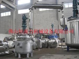 聚氨酯设备、水性聚氨酯生产设备 广东水性PU生产设备
