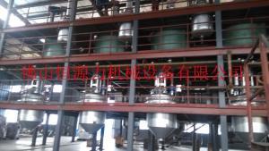 广东佛山锂电池负极材料包覆设备 高温碳化釜 锂电池材料成套生产线