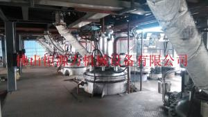 高温釜 锂电池负极材料石墨碳粉碳化设备 广东石墨粉高温混合机