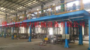 广东反应釜,上光油设备生产厂家