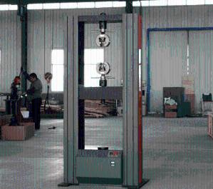 接骨板四点弯曲试验机使用 产品图片