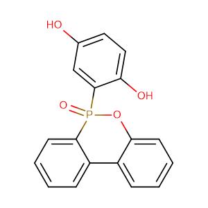 10-(2,5-二羟基苯基)-10-氢-9-氧杂-10-磷杂菲-10-氧化物 CAS号:99208-50-1 现货优势供应