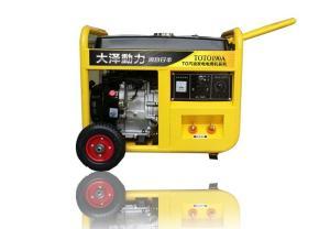 便携式190A汽油发电电焊机,TOTO190A