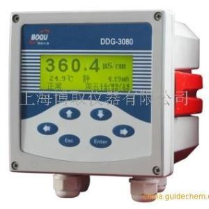 一级反渗透进水电导率表/0-2000us/cm/4-20mA输出