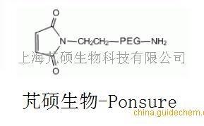 马来酰亚胺PEG-氨基产品图片