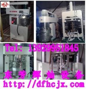 佛山硅胶生产设备,广东硅胶搅拌机,硅胶设备(广州/东莞/深圳)*产品图片