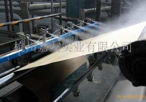 印刷厂喷雾加湿工程