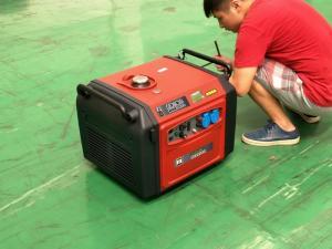 TO3000IS大泽3kw数码变频发电机价格