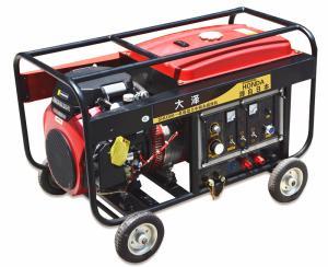 500A双把发电电焊两用机,科勒发电电焊机价格 产品图片