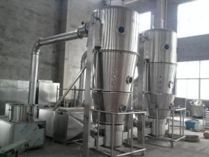 药用流态化沸腾制粒机 FL沸腾速溶颗粒制粒干燥设备产品图片
