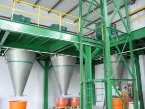 广东双螺带锥形粉料混合机设备生产厂家