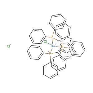 三苯基膦氯化钌 CAS号:15529-49-4 现货优势供应