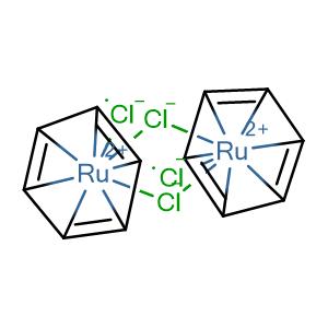 二氯苯基钌(II)二聚体 CAS号:37366-09-9 现货优势供应