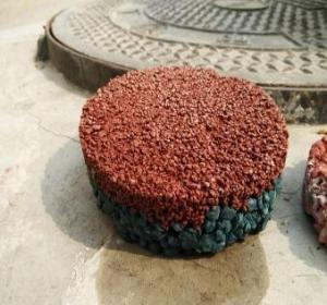 透水砖用强固剂 无胶粉循环抗冻融25次