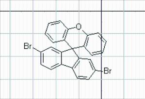2,7-二溴螺[芴-9,9'-氧杂蒽] CAS号:198142-65-3 现货优势供应