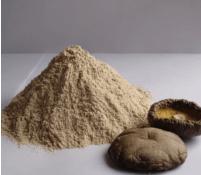 香菇膳食纤维粉60%~70%  香菇纤维粉