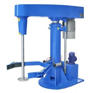 油漆分散机,油墨高速分散搅拌机,涂料双轴高速搅拌分散机