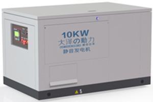12kw汽油发电机,大泽动力ET-12UE