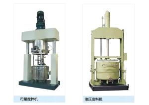 液压机,分装机,液压升降分装机产品图片