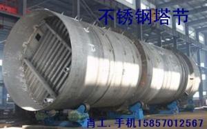 精馏吸收解吸萃取塔节不锈钢碳钢塔器塔式容器产品图片图片