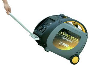 厂家直销数码变频发电机3kw汽油发电机