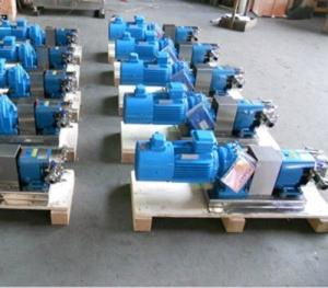 凸輪轉子泵價格 四川不銹鋼食品級凸輪轉子泵生產廠家-明峰泵業
