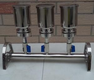多聯過濾器(不銹鋼)3聯