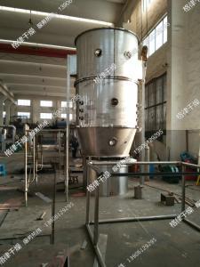 药品造粒及包衣造粒 咖啡造粒专用沸腾制粒干燥机