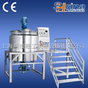 SXL 化工用高剪切分散乳化机 高速分散搅拌乳化机产品图片
