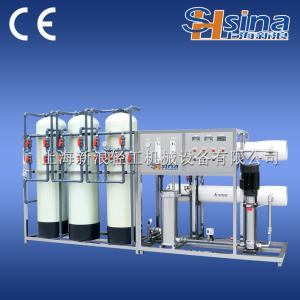 LRO 反渗透纯水装置净水系统 全自动一级反渗透设备