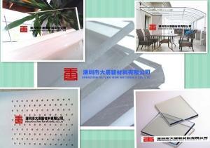 东莞桥头平板PC板东坑横沥透明PC板常平挡板PC板供应产品图片