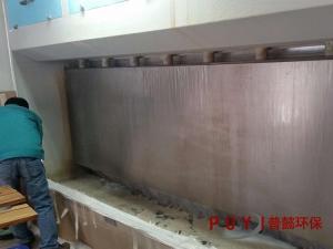 无泵水帘柜油漆循环污水处理剂产品图片