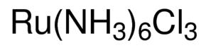 供应 三氯化六铵合钌 英文名:Hexaammineruthenium(III) chloride CAS号:14282-91-8 品牌:Aldrich