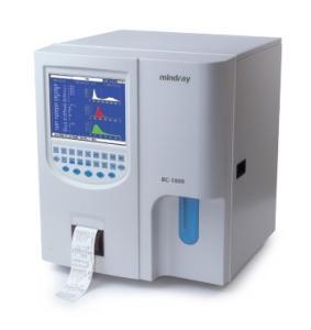 三分类血液细胞分析仪迈瑞BC-1800技术参数