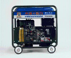 230A发电焊电机上海生产厂家