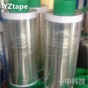 银色镀锡铜箔胶带 抗氧化铜箔胶带产品图片