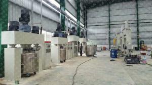 5000升强力分散机,硅酮胶基料生产专用设备,恒源力机械